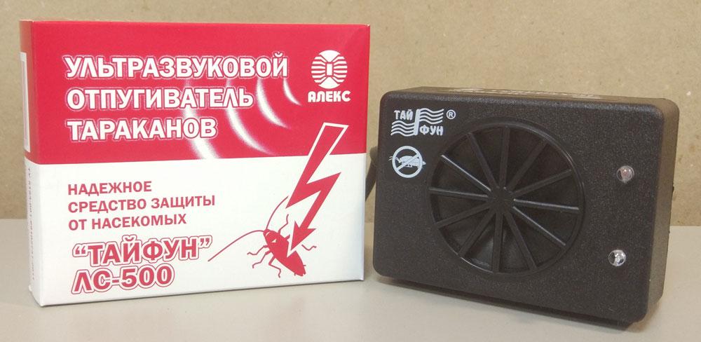 Отпугиватель тараканов Тайфун ЛС-500