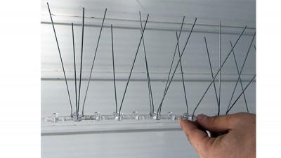Противоприсадные шипы SITITEK барьер премиум